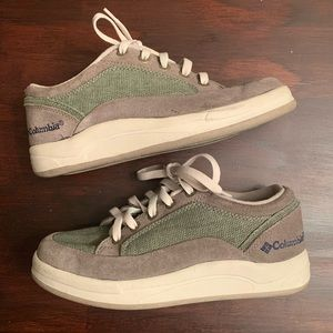 Columbia Sneakers Four Fish Too Old School 90's
